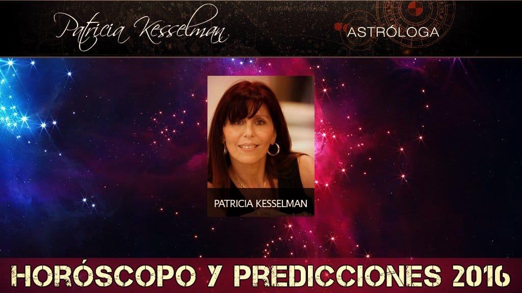 Horóscopo y Predicciones 2016 — Patricia Kesselman