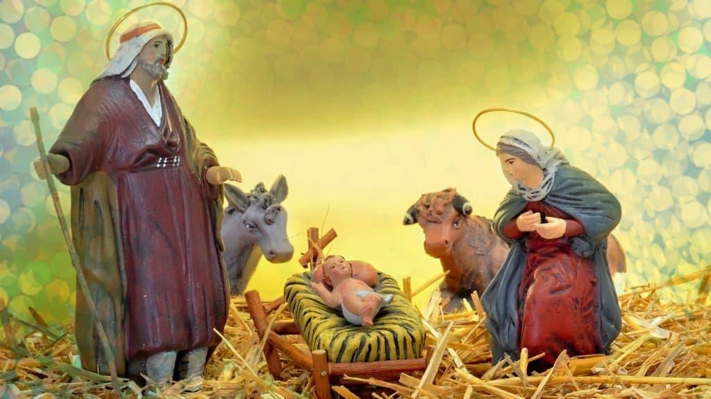 Oración para la Bendición del Pesebre