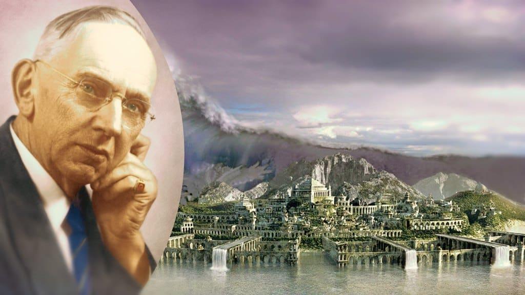 Algunas de las profecías de Edgar Cayce