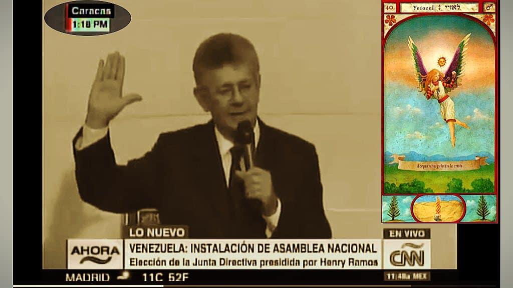Ángel YEIAZEL y los Nuevos Miembros de la Asamblea en Venezuela
