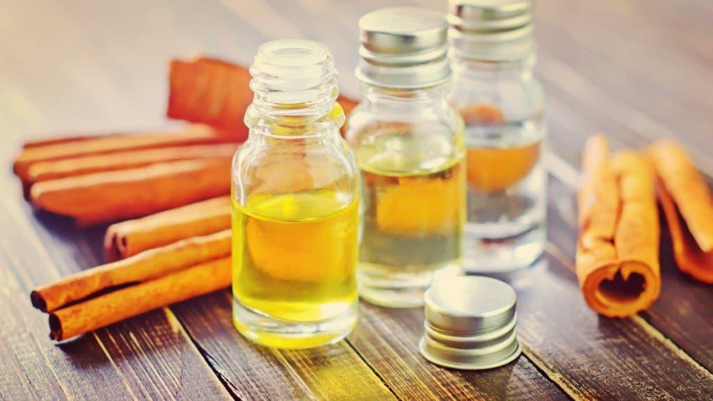 Aceite a base de canela para adelgazar