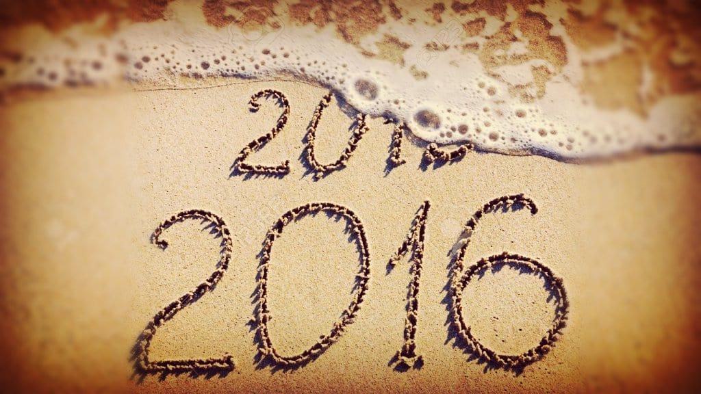 ¿Qué asuntos te quedaron pendientes en el 2015?