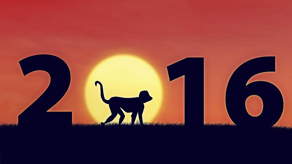 Prepárense para el Año del Mono 2016