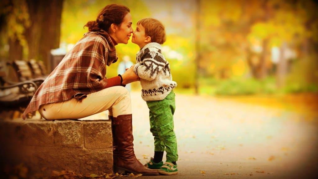 La magia del amor maternal contra el autismo