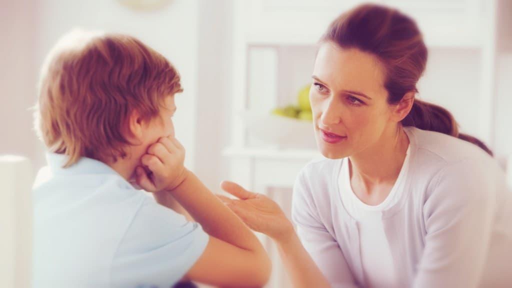 Enseña a tus niños a ser sinceros