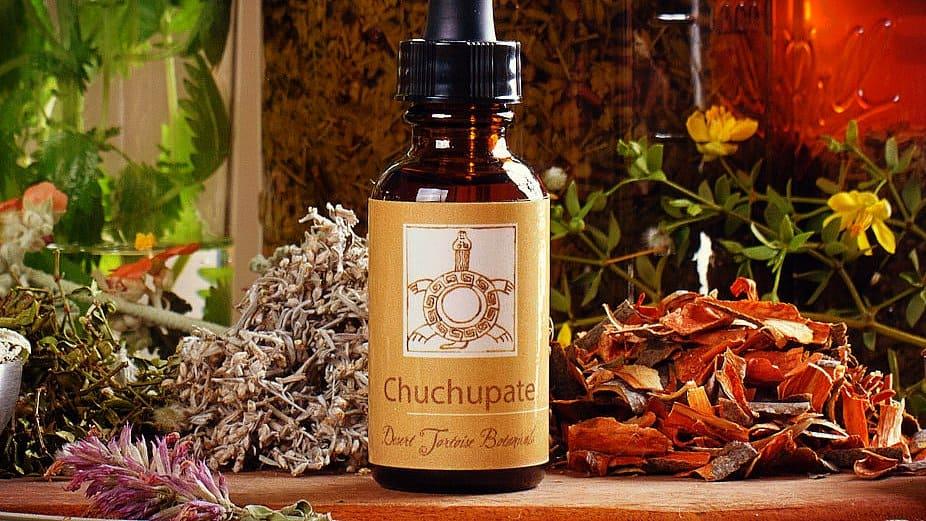 Propiedades curativas del Chuchupate