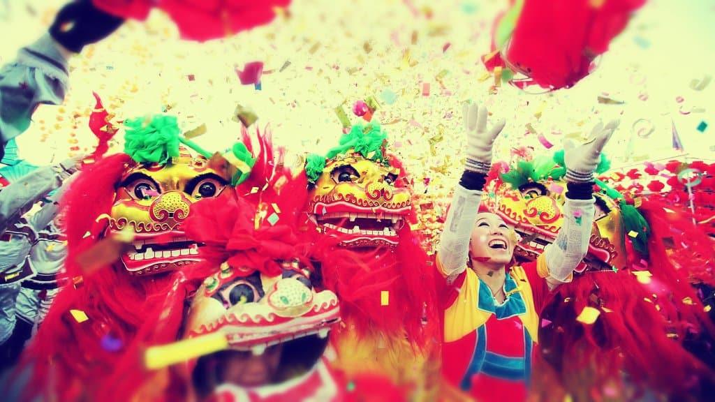 Tradiciones populares para el Año Nuevo en China