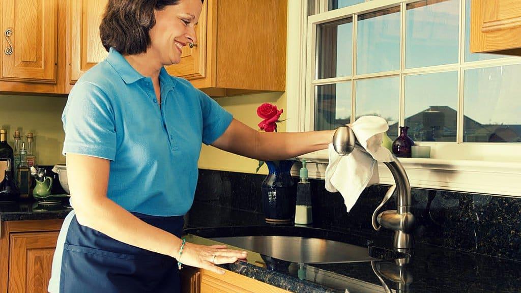 Una cocina limpia nos ayuda a autocontrolar la ingesta
