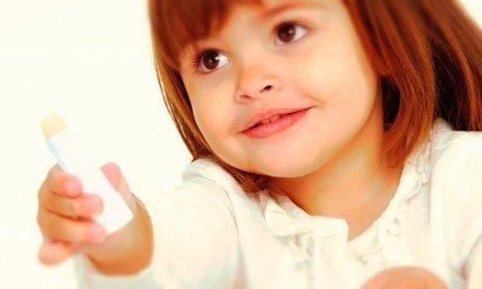 Herpes labial en los niños — Causas tratamientos