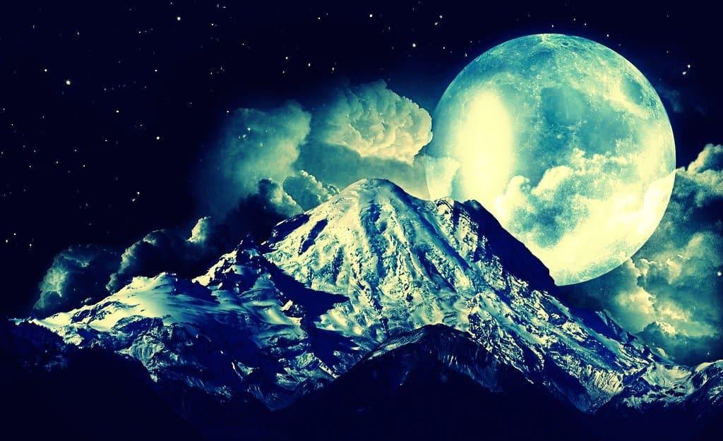 La Luna de Nieve