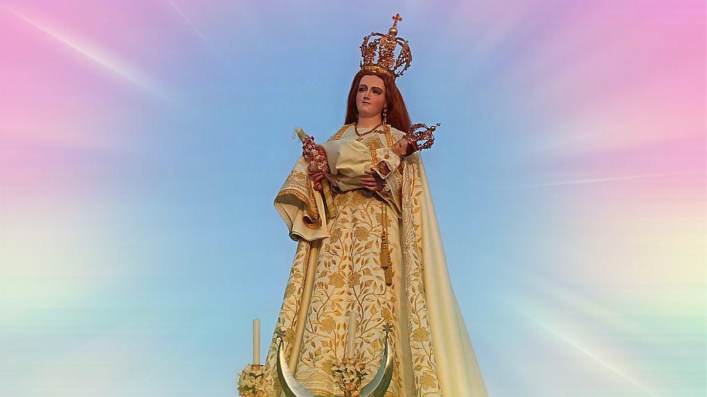 Oración a la Virgen de Candelaria