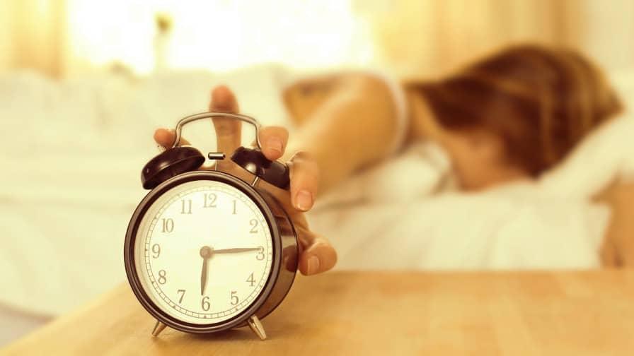 Dormir seis horas