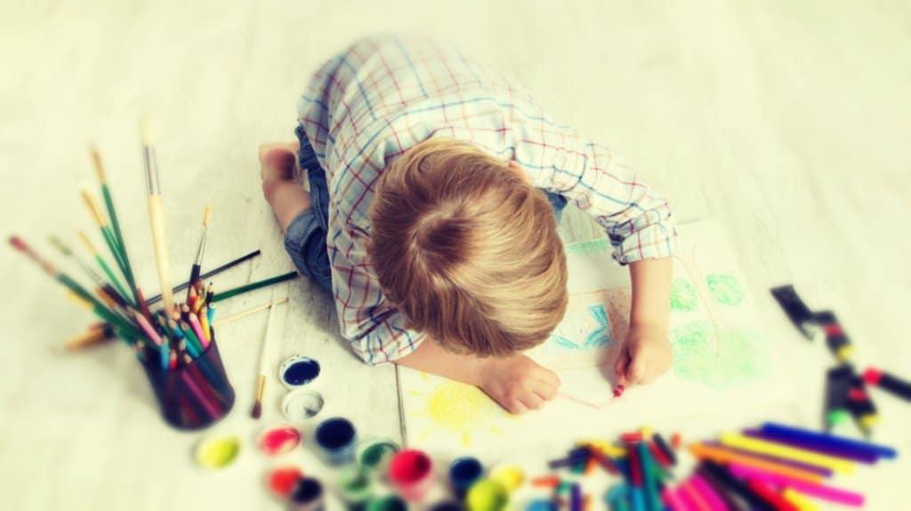 Dibujos de los niños
