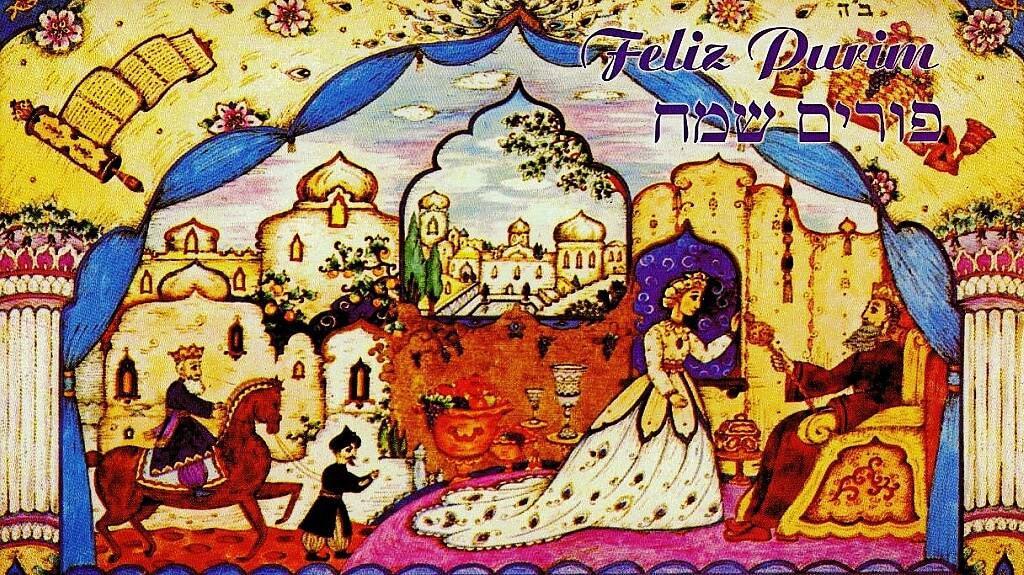 Fiesta Judía de Purim
