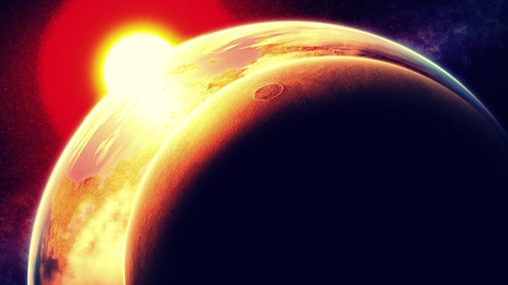 Eclipse Lunar en el signo de Libra
