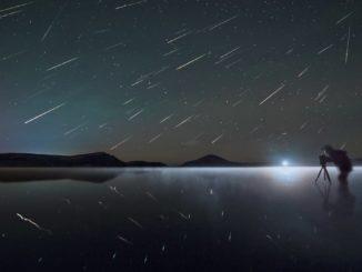Lluvia de Estrellas Las Líridas