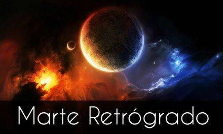 Planeta Marte entra en Retrógrado — 18 de abril hasta el 30 de junio