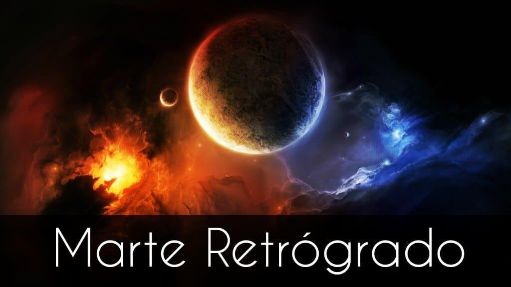 Marte entra en Retrógrado