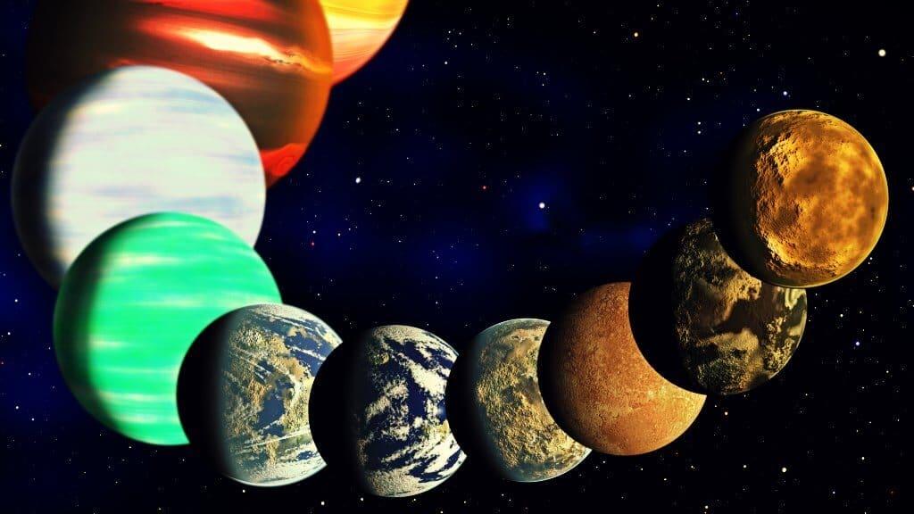 ¡Esperen lo Inesperado! — (6) Seis Planetas Retrógrados