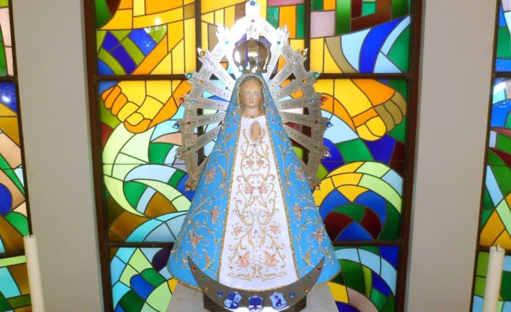 Día de la Virgen de Nuestra Señora de Luján