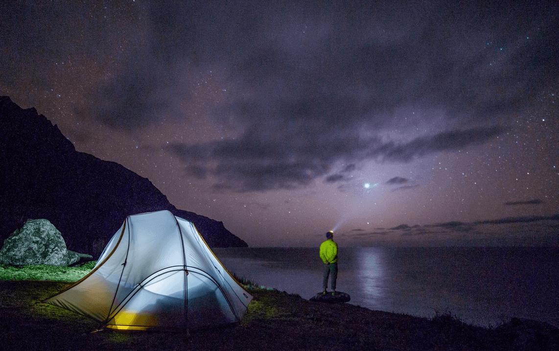 Acuáridas – La lluvia de estrellas que proviene del cometa Halley