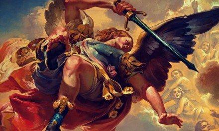 Oración San Miguel para protección de cuerpo y alma en la noche