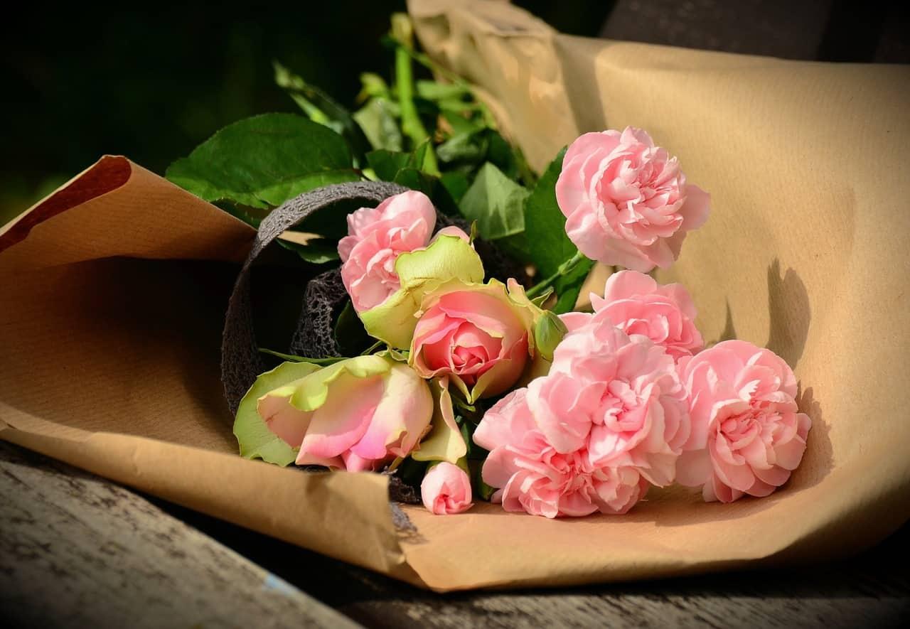 El color de las flores tiene un significado especial
