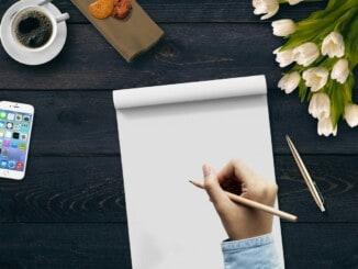Carta para soltar emociones negativas