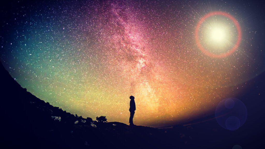 hablarle al Universo