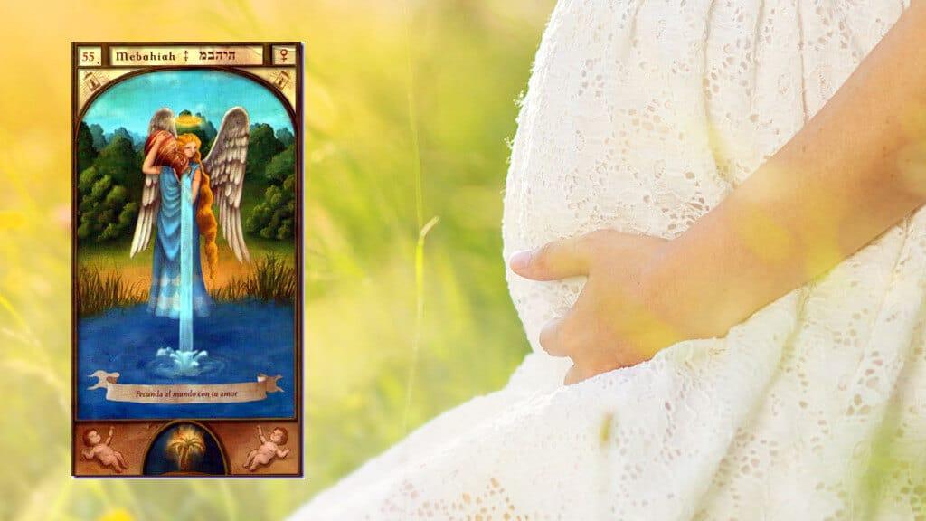 Ángel Mebahiah – Número 55 – Dios Eterno