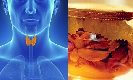 Tiroides — Remedio Natural con Nueces y Miel