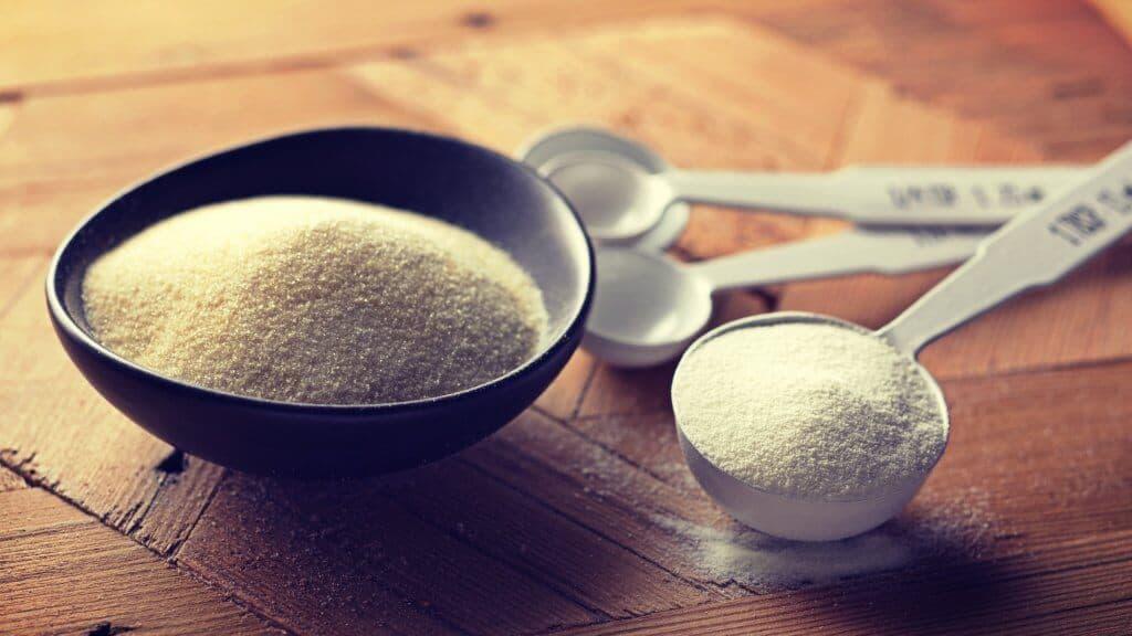 Beneficios de la gelatina para aliviar los dolores articulares