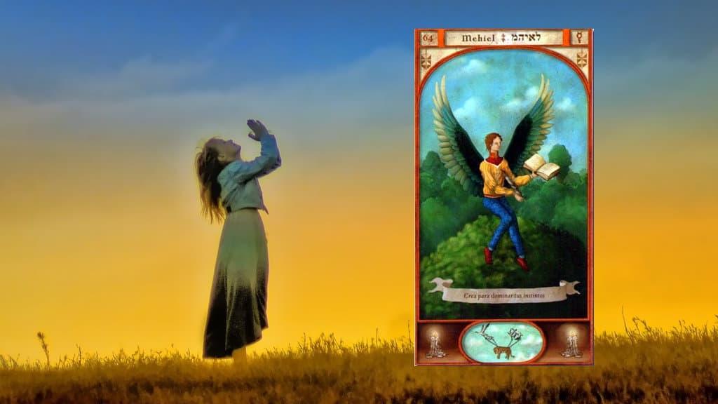 Ángel Mehiel – Número 64 – Dios que da vida