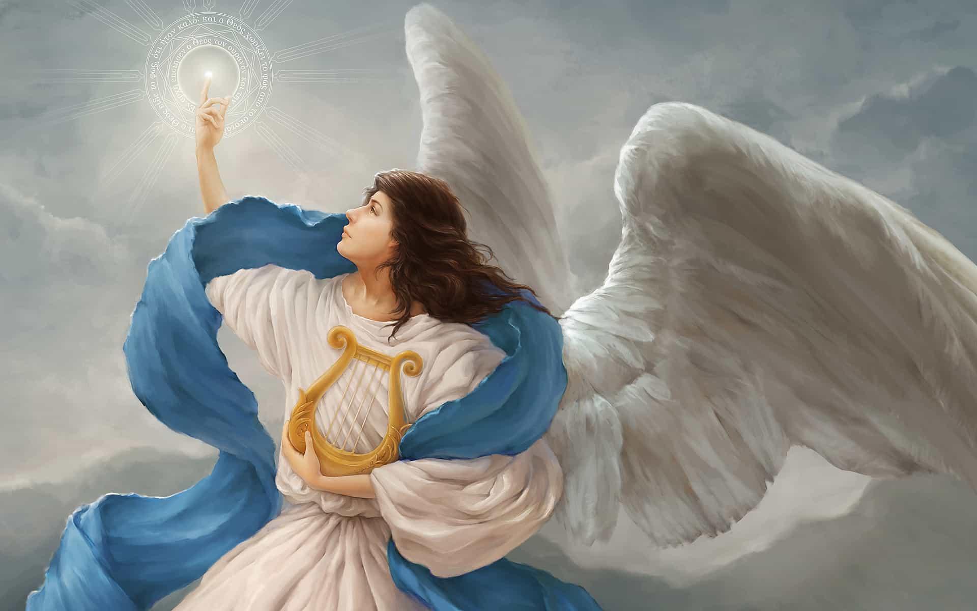 Angel 1 Vahuiah