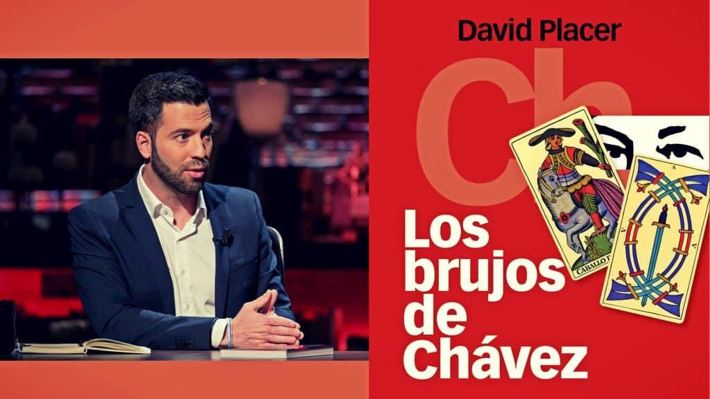 Libro los Brujos de Chávez