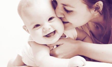 La felicidad empieza muy temprano, empieza con la madre