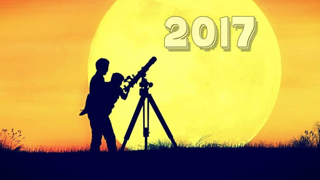 Eventos Astronómicos Año 2017