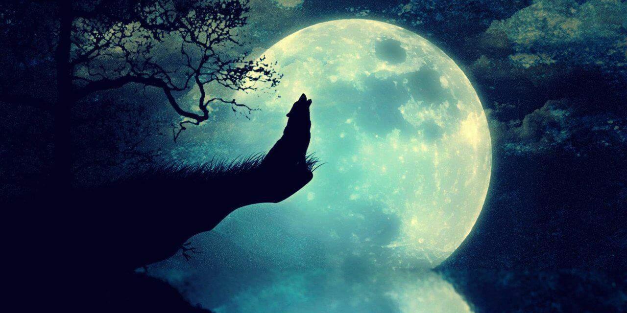 Eclipse penumbral de la Luna del Lobo