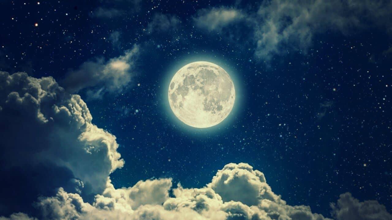 Luna Llena en Libra 11 de Abril