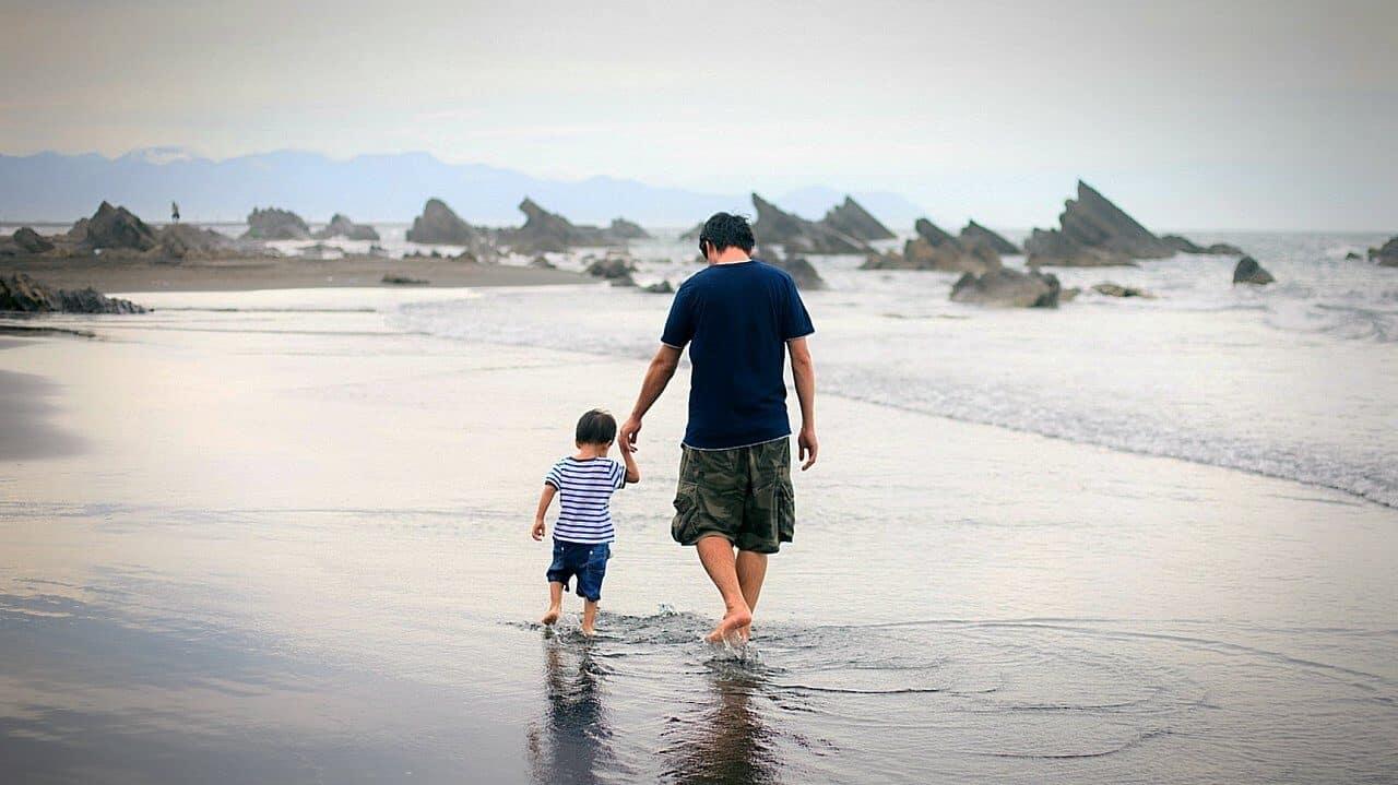 Niños abandonados por su padre les cuesta mucho más adaptarse al mundo y a la realidad