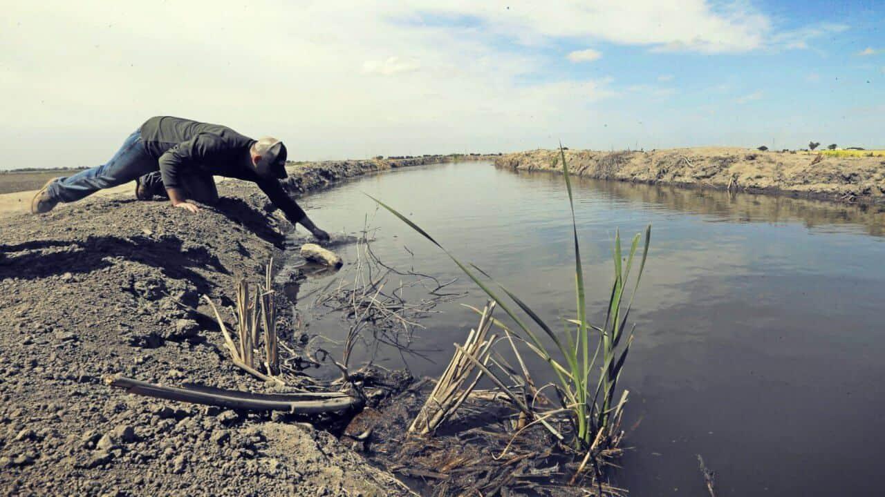 agua dulce del planeta podría ser pronto no apta para el consumo humano