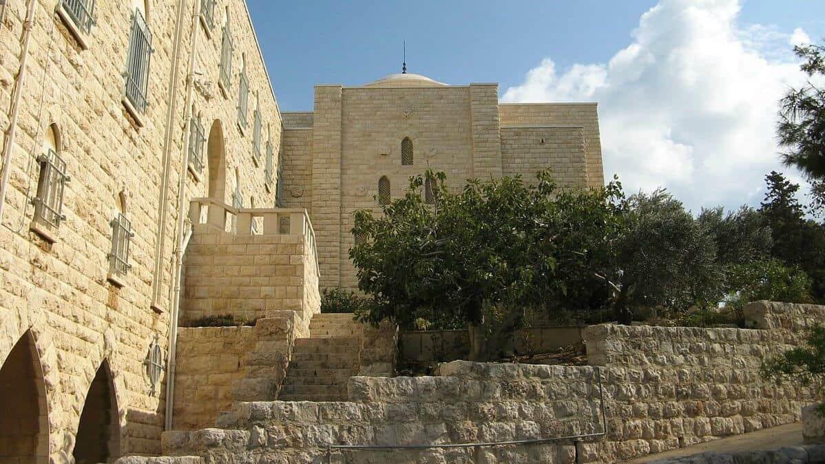 Monasterio del Carmelo (Israel)