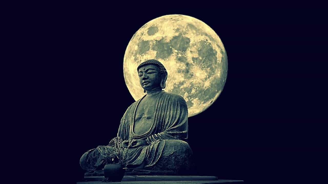 Luna de Wesak o Luna de Buda