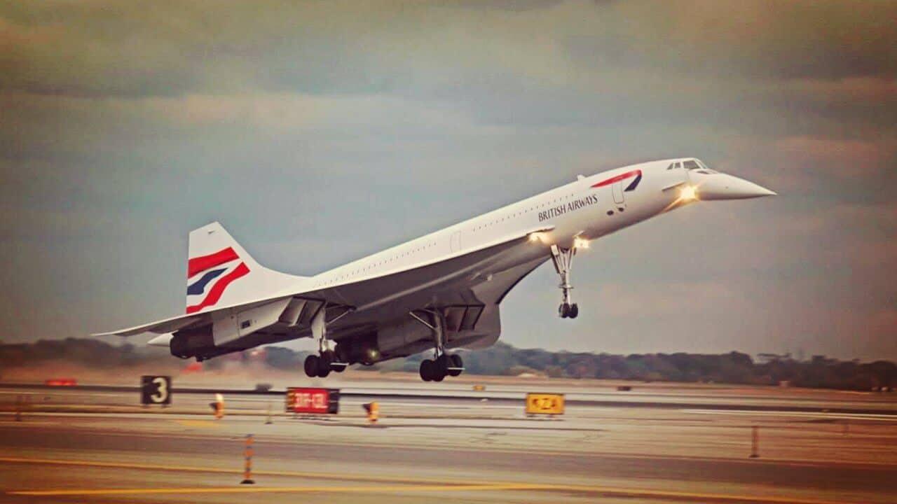 Relatos de Ángeles − La tragedia del Concorde