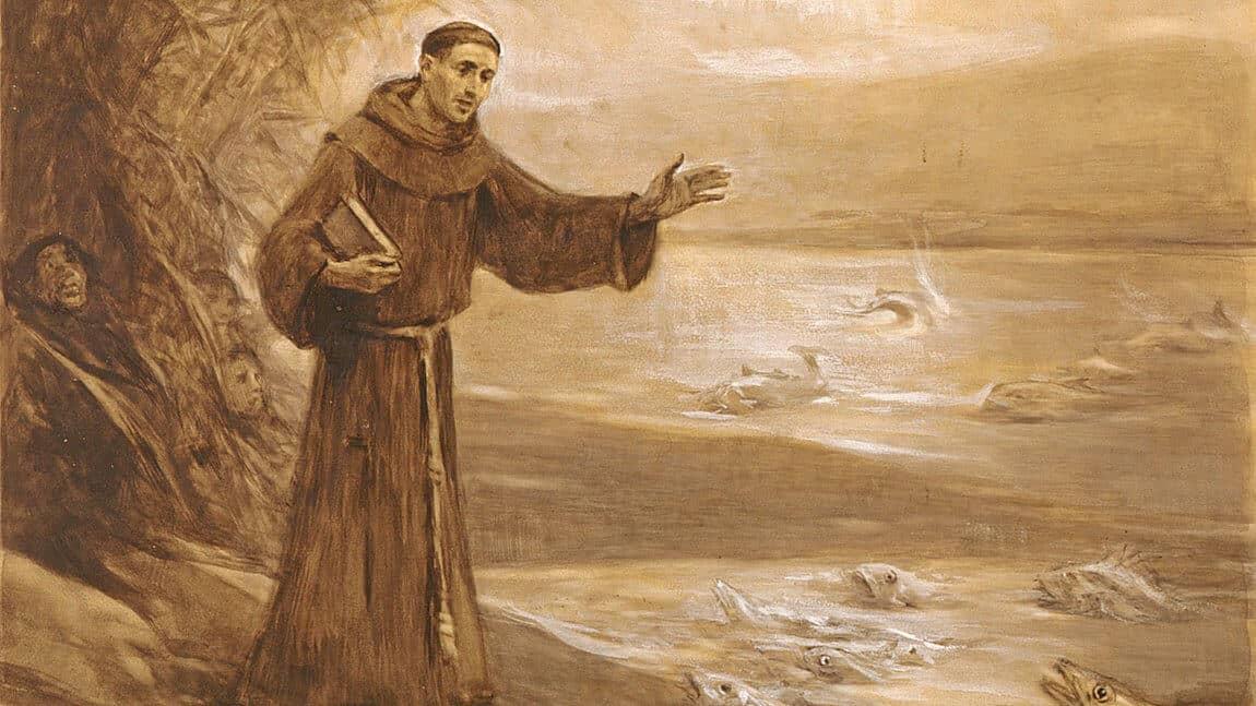 Milagros de San Antonio de Padua