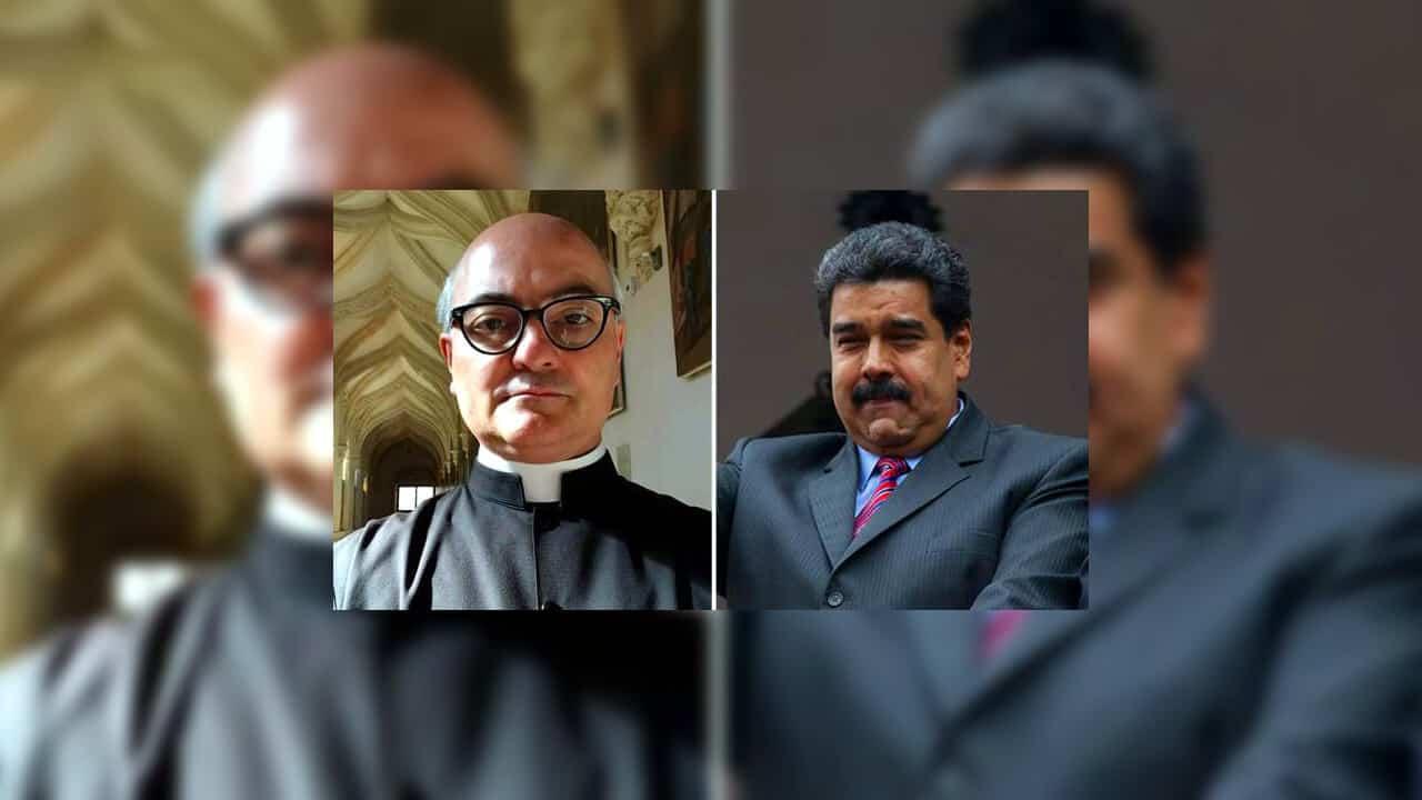 Padre Exorcista lanza muy duras palabras al Presidente Nicolás Maduro