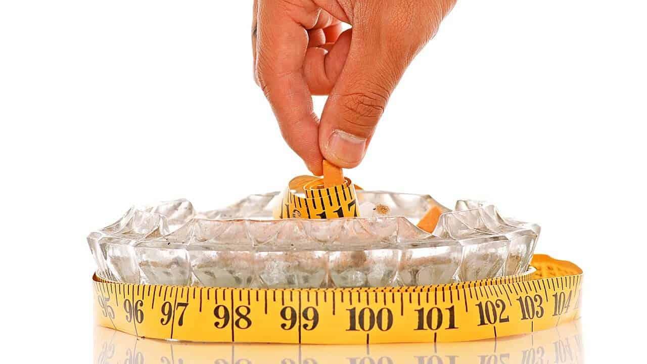 Consejos para no engordar cuando dejamos de fumar