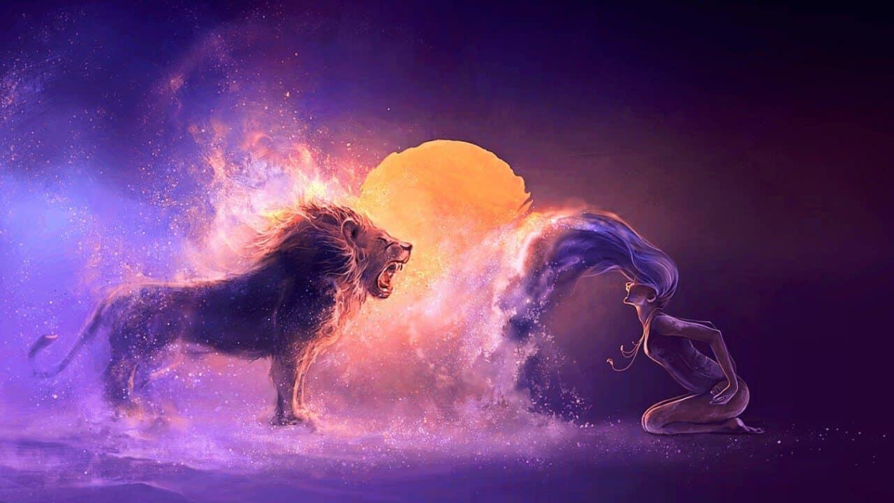 Luna Nueva en el Signo de Leo