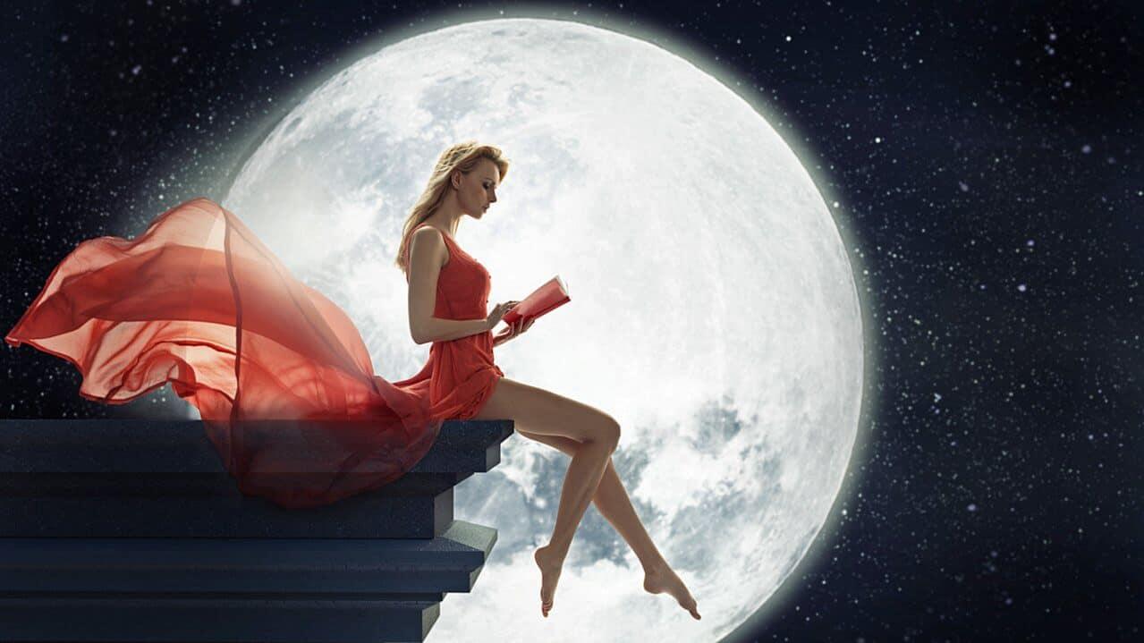 Astrología » LUNA Reina y señora de la noche