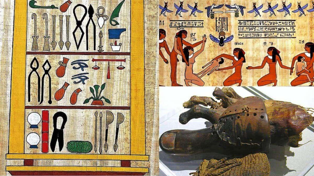 Prácticas médicas de Antiguo Egipto